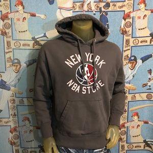 New York NBA Store Basketball Hoodie Size M